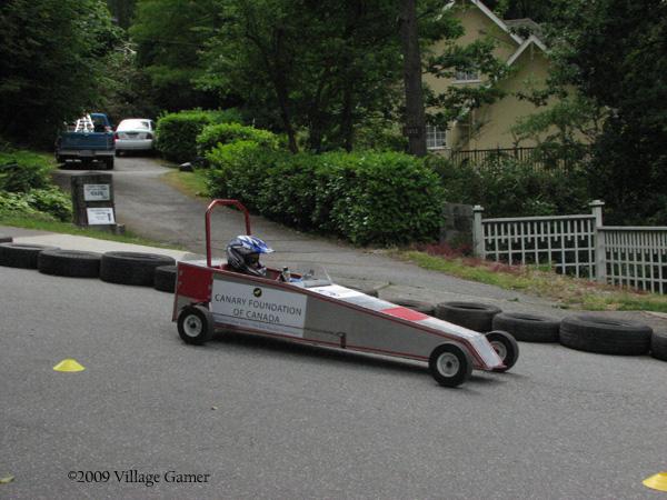 Canary Cart